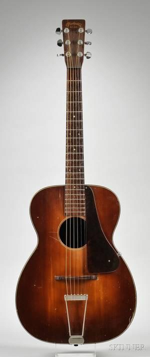 American Guitar CF Martin  Company 1932 Style R18