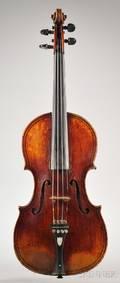Violin c 1880