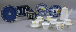Twenty Pieces of Assorted Wedgwood Ceramics