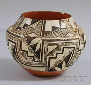 Southwest Acoma Pot