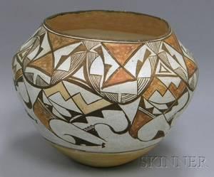 Acoma Southwest Pot