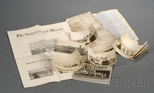 Ephemera and Photographs Relating to the Clark and Swain Families of Nantucket