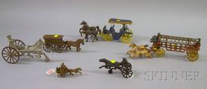 Group of Assorted Toys Games and Banks