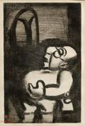 Georges Rouault French 18711958 Pdagogue