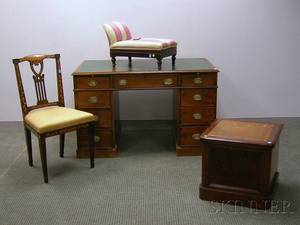 Four Pieces of Assorted Furniture