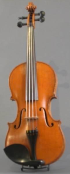 German Violin c 1890