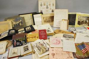 Lot of Miscellaneous Ephemera and Collectibles