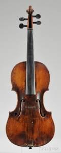 Tyrolean Violin c 1840 after Sebastian Klotz
