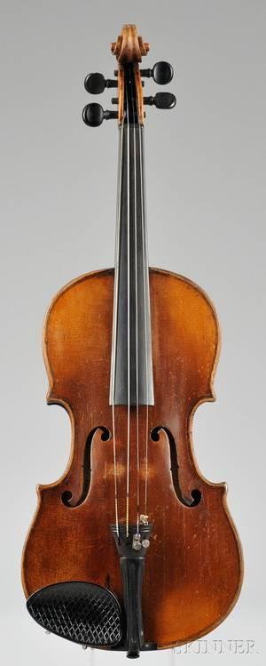 German Violin c 1925