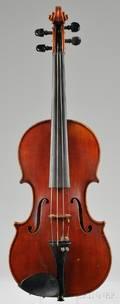 Modern Violin c 1910