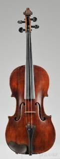 French Violin Nicolas Workshop c 1890