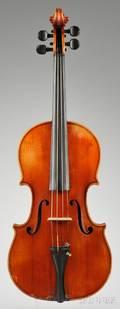 American Viola Anders Halvarson 1939