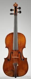 Italian Violin Mantua School c 1780
