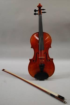 German Violin Roman Teller Erlangen c 1970