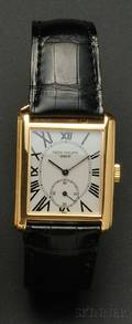 18kt Gold Gondolo Wristwatch Patek Philippe