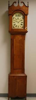 Cherry Tall Clock