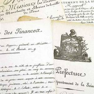 Highly important folder of 23 manuscript documents recording the complete history of the astronomical clock made by JeanBaptiste Lepaute for the Hotel de Ville of Paris