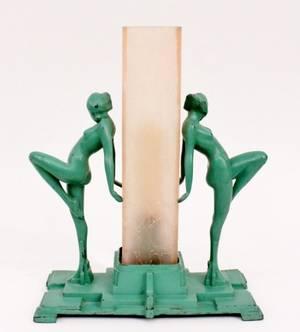Frankart Figural Lamp L222