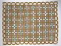 American applique quilt ca 1850