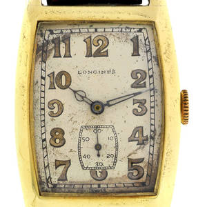 Unique and Historically Important Longines
