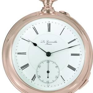 Grande  Petite Sonnerie Clockwatch  Bulletin de lObservatoire Swiss