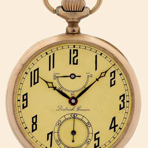 Dietrich Gruen Gruen Watch Co
