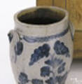 New Jersey 3gallon stoneware crock mid 19th c