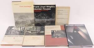 Seven Architecture  Design Books