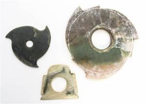 Three Jade and Hardstone Carvings