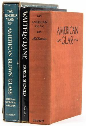 A Group of Books Pertaining to Antiques and Decorative Arts