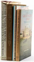 A Group of Books Pertaining to Architecture