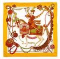 An Hermes Silk Scarf
