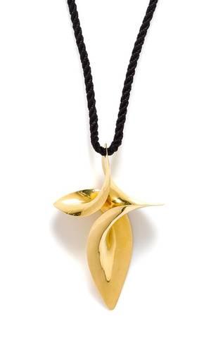 An 18 Karat Yellow Gold Heikkis Cross Pendant Michael Good