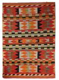 A Navajo Transitional Weaving