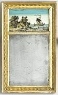 Federal giltwood mirror ca 1815