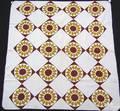 Pennsylvania applique quilt late 19th c