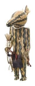 A Hopi Squash Kachina
