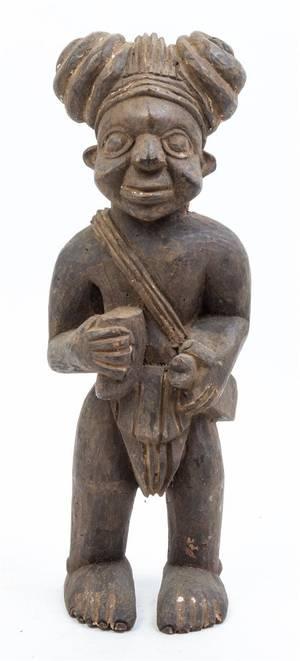 An African Wood Figure