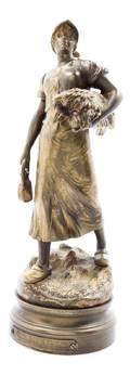 A French Gilt Bronze Figure