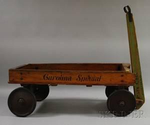 Kiddie Gym Co Cals Colt Carolina Special Wagon
