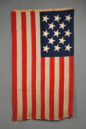 Thirteenstar American Flag