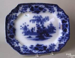Flow Blue scinde platter