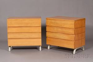 Pair of Kensington Furniture Chests