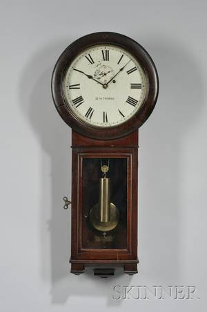 Seth Thomas No 2 Regulator Clock