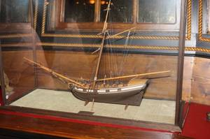 Model Ship in a Box