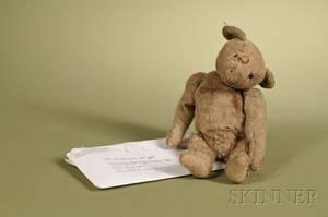 Wellloved Steiff Teddy Bear