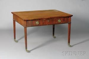 Sheraton Mahogany Universal Table