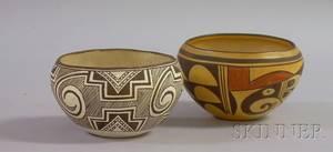 Two Southwest Pots