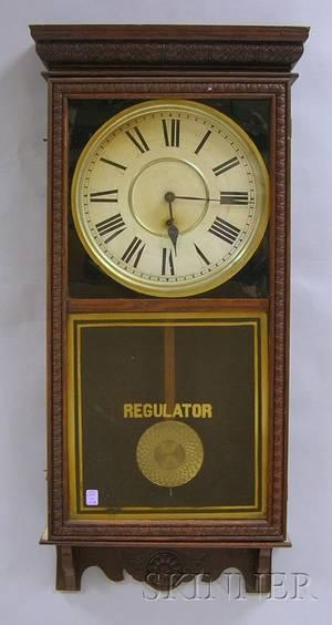 Sessions Regulator Wall Clock