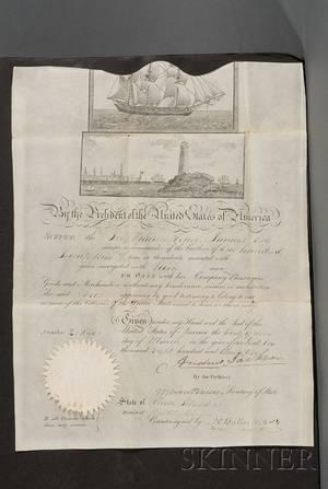 Jackson Andrew 17671845 and Van Buren Martin 17821862